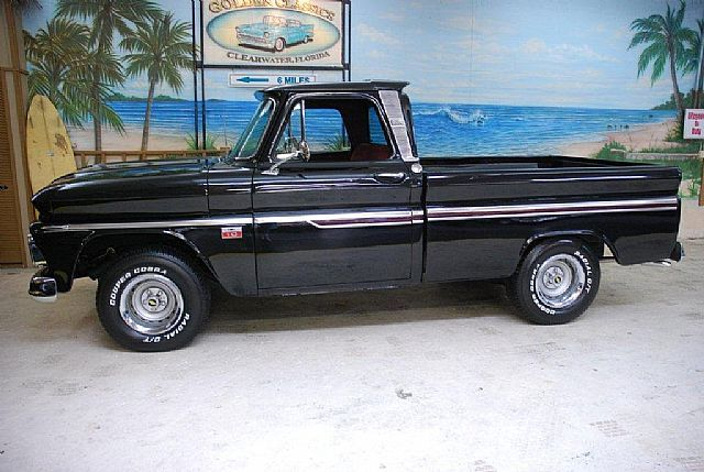 1966 Chevrolet C10 For Sale Clearwater Florida 1966 Chevy Truck
