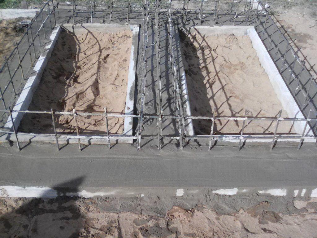 Заливка могилы бетоном расход известково цементного раствора