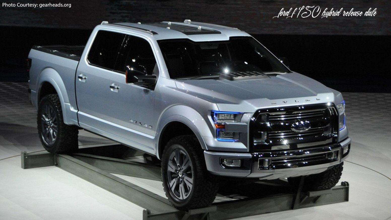 Ford F 150 Hybrid Release Date Spy Shoot in 2020 Ford