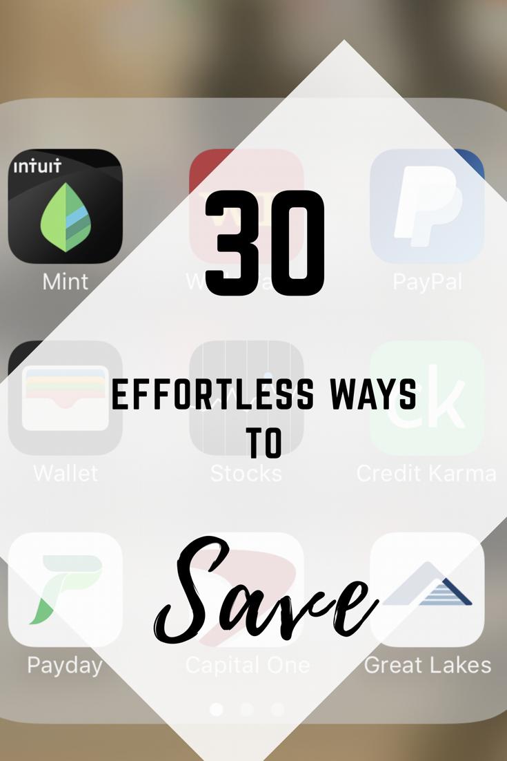 Saving tips 101: 30 Simple Ways To Save Like a Super Savings Boss