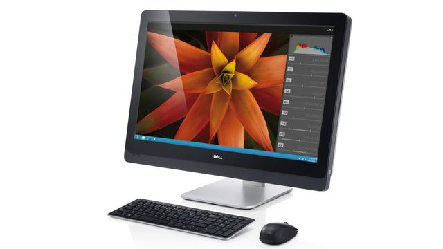 dell xps one 27 touch manual
