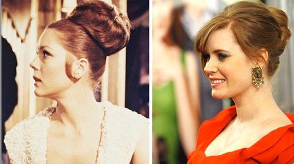 Bond Girl Hairstyles: The Updo | Bond girls, Girl hairstyles and Updo