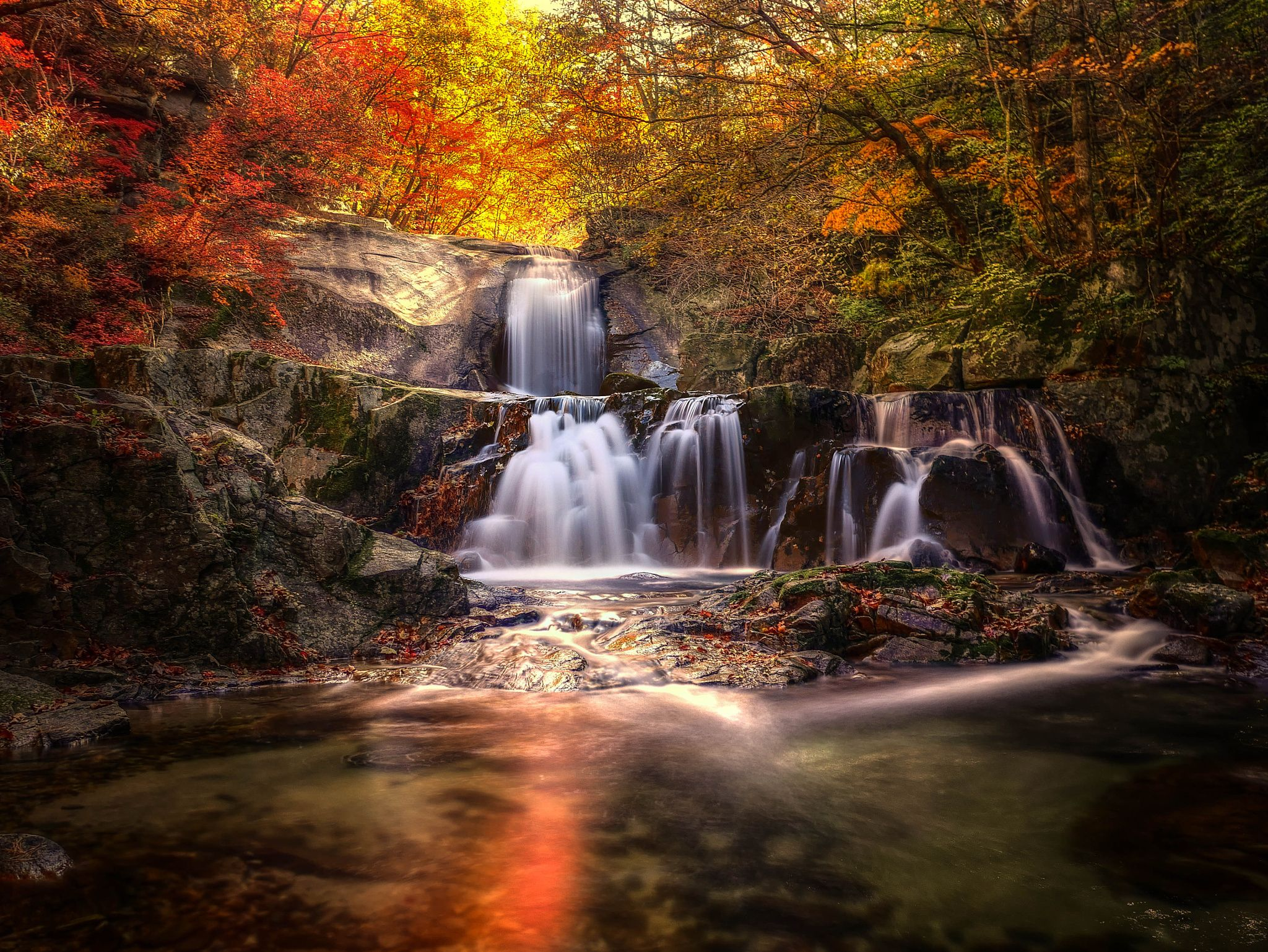 When autumn comes to Korea by Jun Shik Shin - Photo 125962645 - 500px