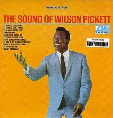 Wilson Pickett - Sound of Wilson Pickett