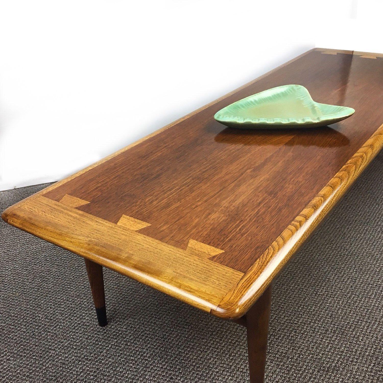 HOLD Mid Century Modern Table / Lane Table /Lane Coffee