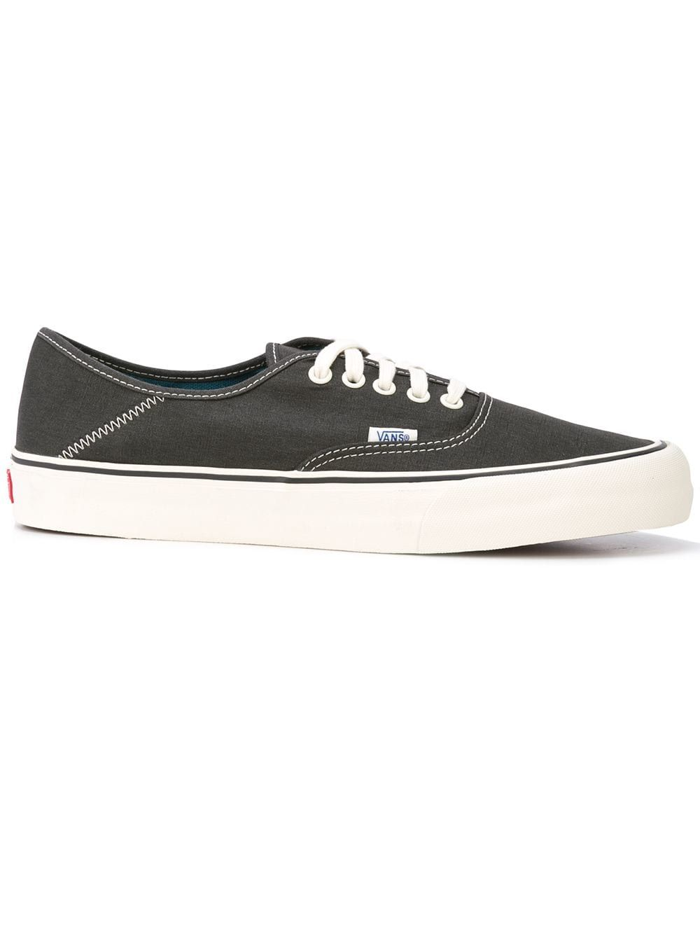 79b5f53ac VANS VANS AUTHENTIC SF - SALT WASH - BLACK. #vans #shoes | Vans ...