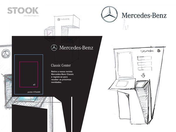 Mercedes-Benz - Digital Totem