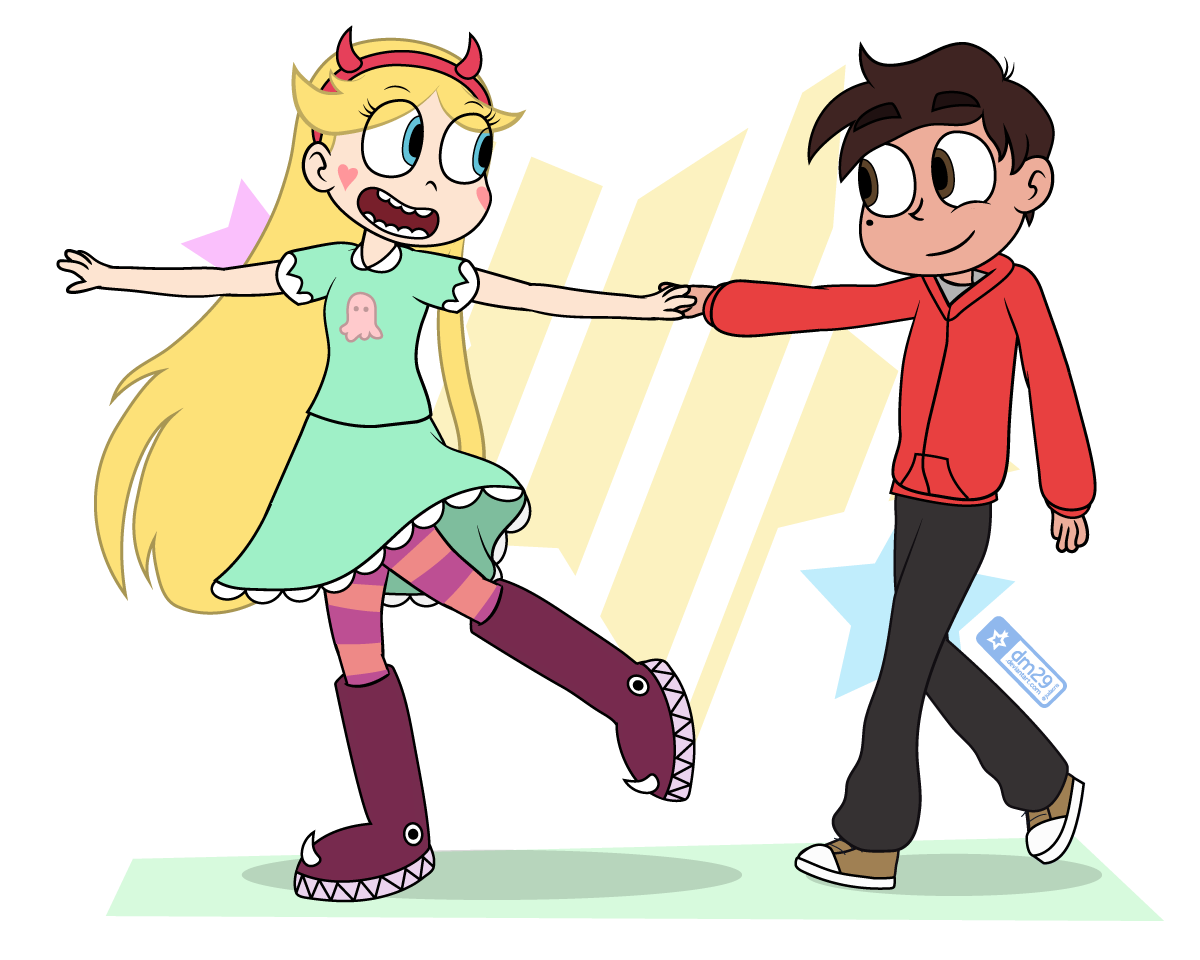 Judacris Why Yes This Has Been My Icon For A While Now And Yes Star Is Based On A Prev Star Vs The Forces Of Evil Kissing In The Rain Star