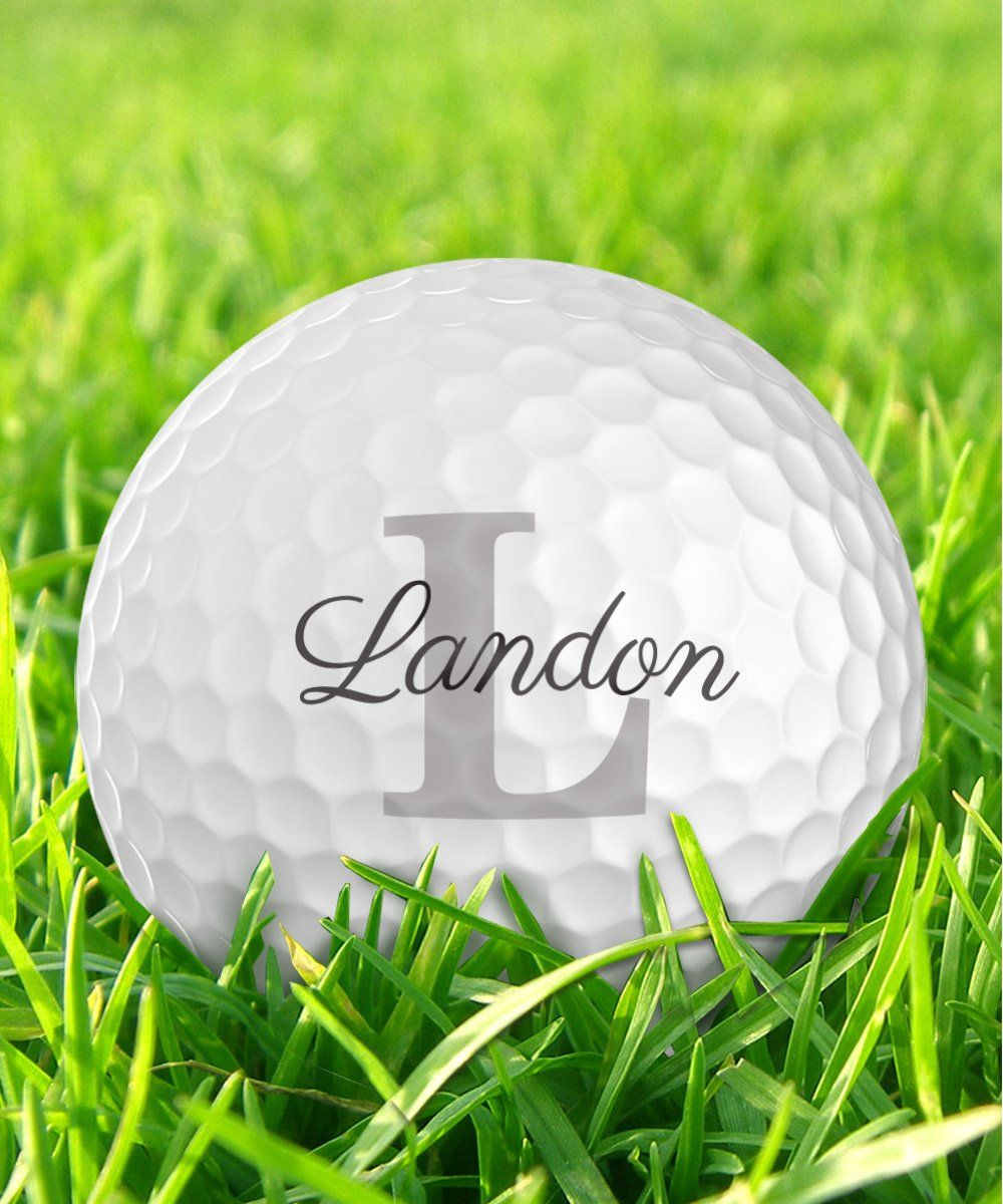 Golf Gifts    Personalized Name and Initial Golf Balls Customize the Name  and Initial 12 Balls -- Examine this incredible item by going to the link  at the ... 7c8cf95f03bf
