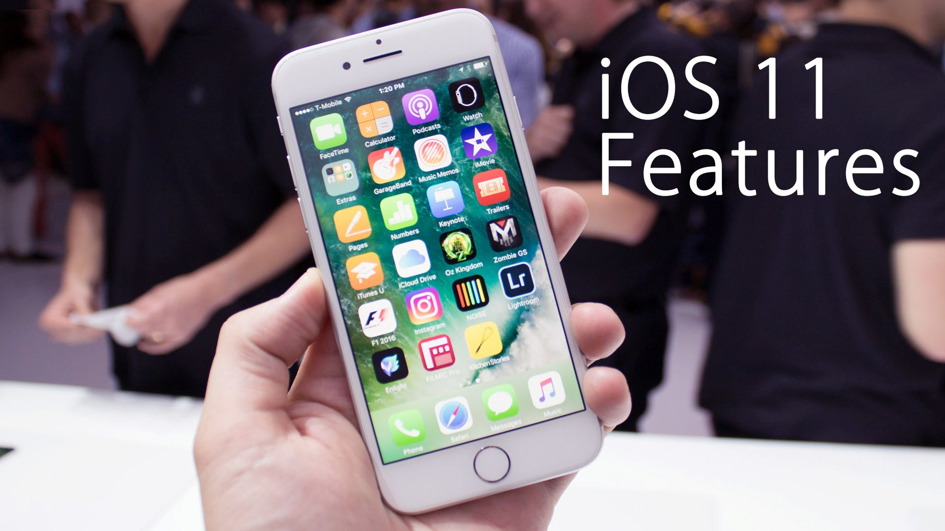 Ios11 features ios11 wwdc apple iphone https