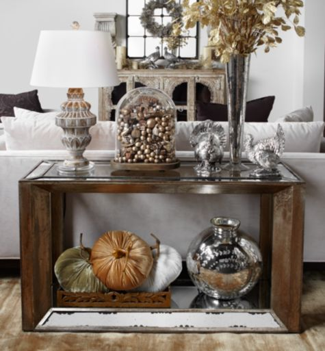 Pascual Console Table Heritage House Home Decor