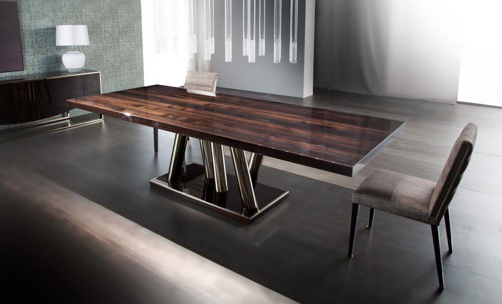 Pietro Constantini Modern Luxury Italian Dining Table Italian
