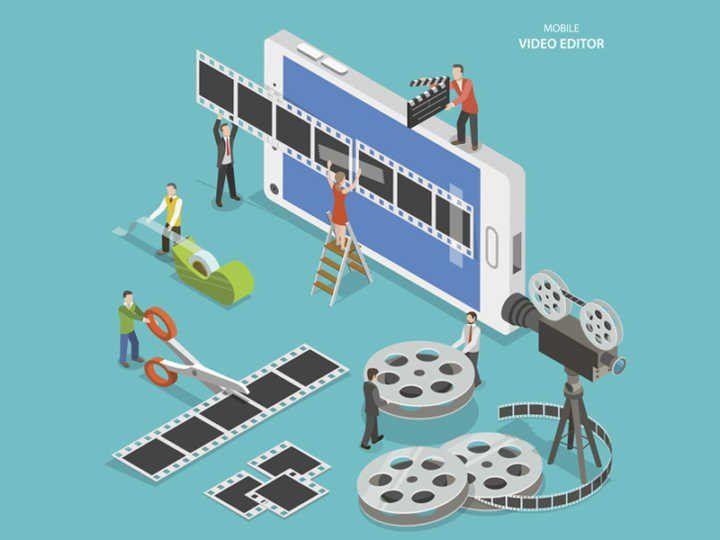 7 Aplicativos Para Voce Editar Videos So Com O Celular Com