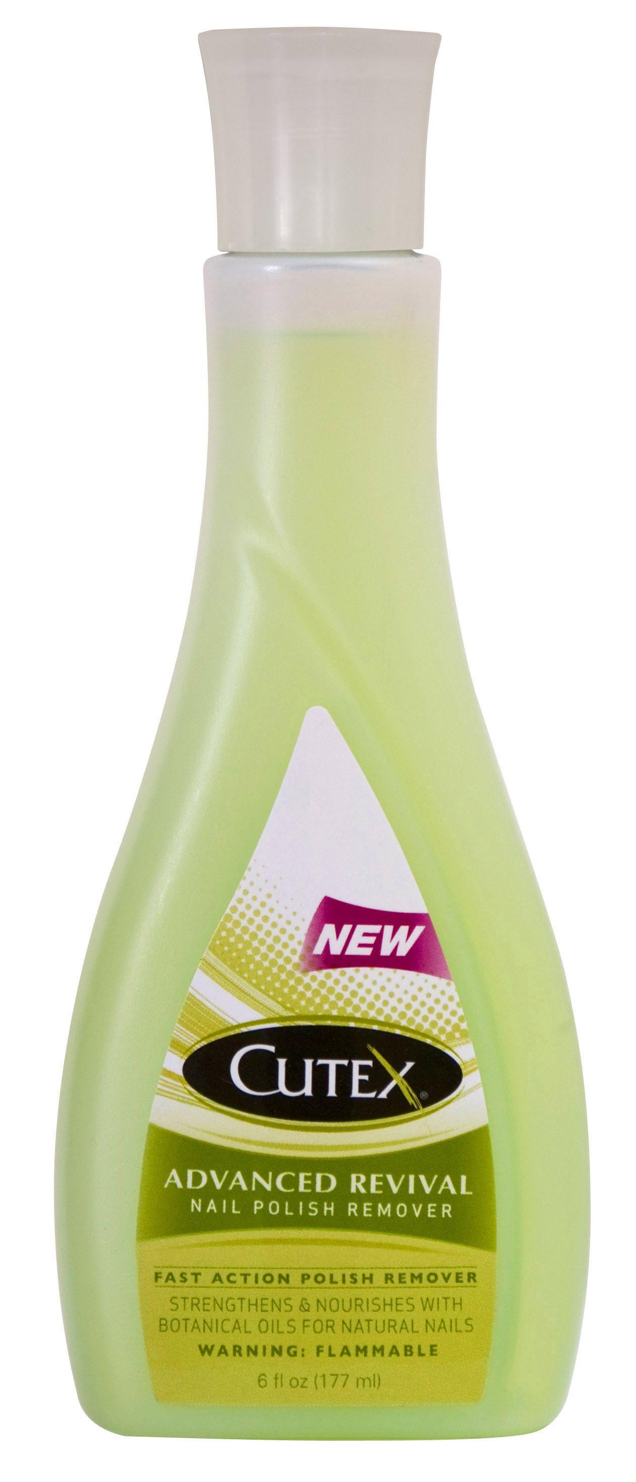 The New Nail Polish Remover Salon Fanatic Nail Polish Remover Cutex Nail Polish