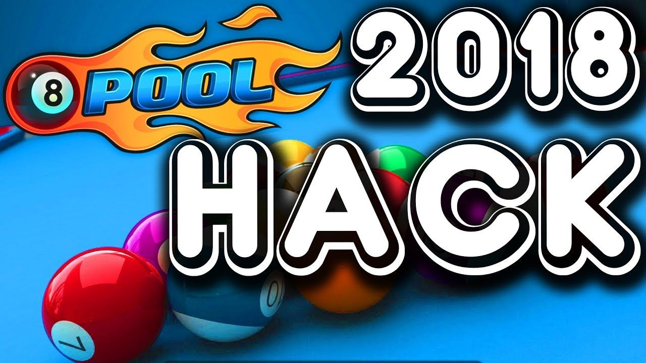 8 ball pool hack apk download 2018