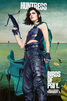 BIRDS OF PREY (2020)  Trailers, TV Spots, Clips, Featurettes, Images and Posters is part of Birds of prey, Harley quinn art, Huntress, Joker and harley, Marvel n dc, Prey - Trailers, TV spots, clips, featurettes, images and posters for the DC Comics movie BIRDS OF PREY (2020) starring Margot Robbie and Ewan McGregor