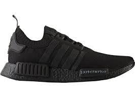 8196ca409225d Image result for adidas triple black nmd