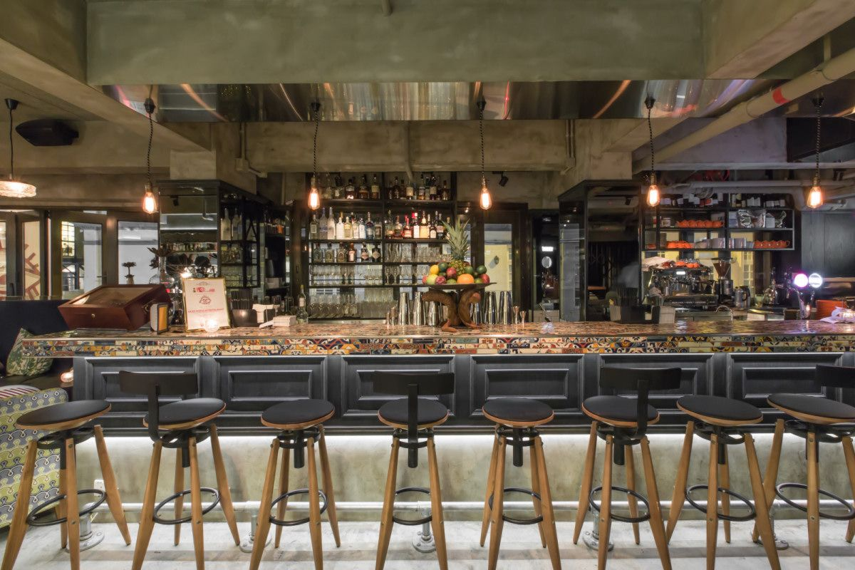 Uncategorized Spanish Restaurant Design pin by design on bar counters barras de pinterest sal curioso spanish restaurant stefano tordiglione hong kong 14