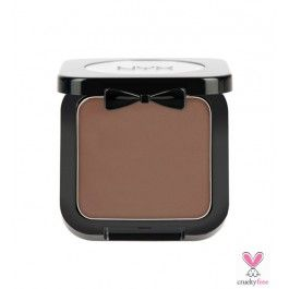 NYX Cosmetics High Definition Blush Taupe poskipuna