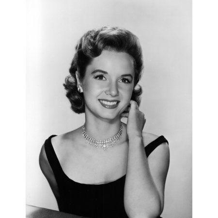 Debbie Reynolds Canvas Art -  (16 x 20) - Walmart.com #classicactresses