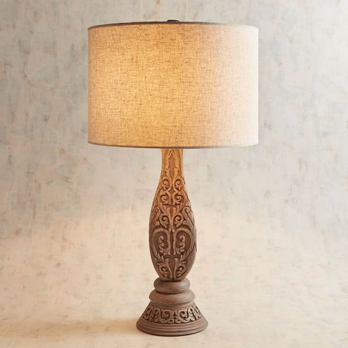 Carved Wood Table Lamp Pier 1 Imports Table Lamp Wood Table