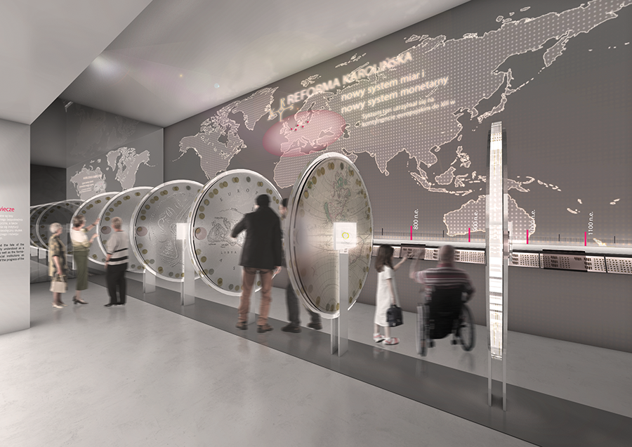 concorso moneta | Architetti associati Migliore + Servetto Milano – exhibition, interior design, grafica e architettura