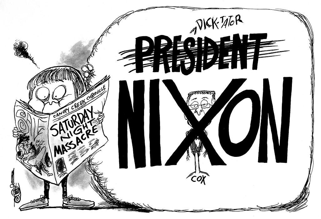 an analysis of the whitewater versus watergate scandals of the united states High-tech forensic analysis used to help fill in the watergate tapes' 18 ½-minute gap, revealed a clue, though the breadth of nixon's knowledge is still inconclusive.