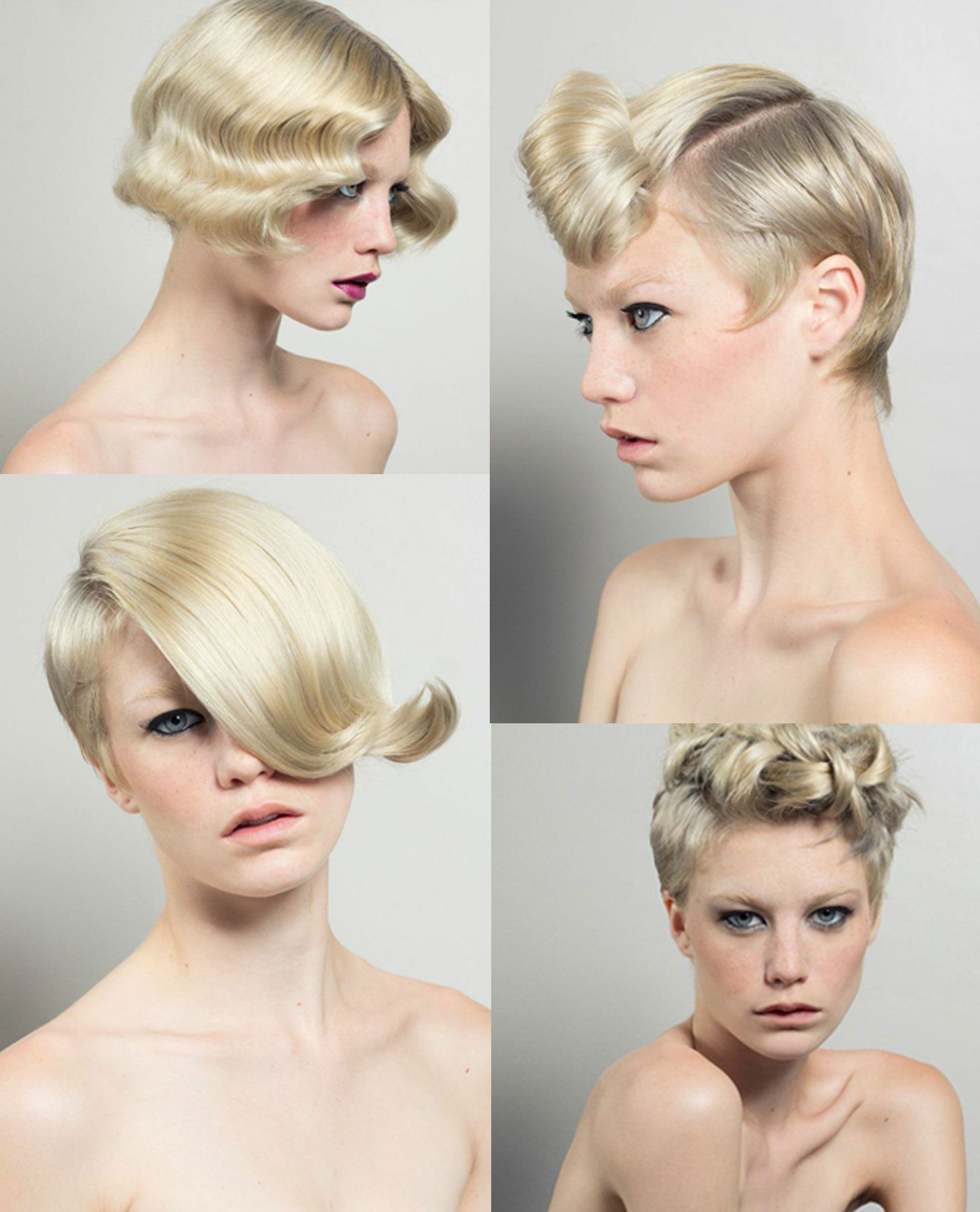 Dressing Up the Undercut - Hairstyling & Updos | Undercut, Updos and ...