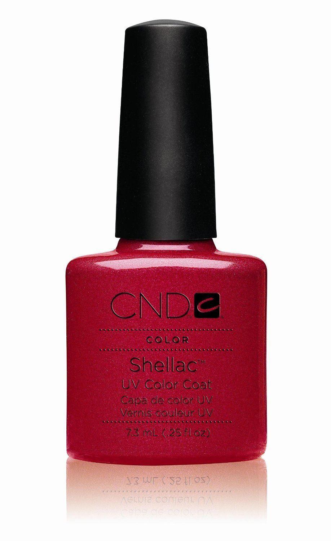 CND Shellac UV Color Hollywood .25oz. Provides a long