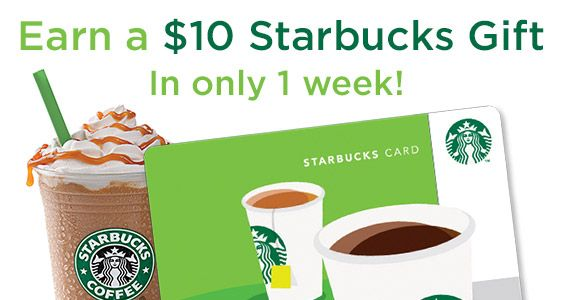 Join Today and Earn a $10 Starbucks Card