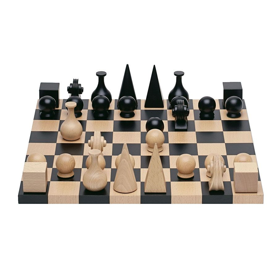 Modern chess board