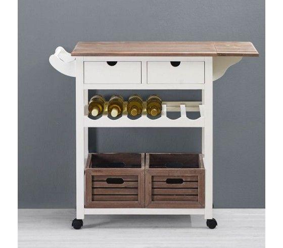 Küchenwagen Landhausstil küchenwagen cookie küchenwagen servierwagen und küche