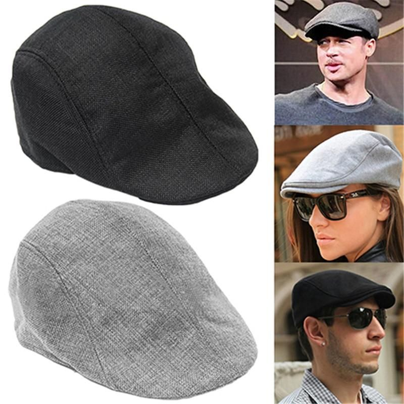 Beret Caps for Men Women Vintage – Winbuyara 1f9e31619c16