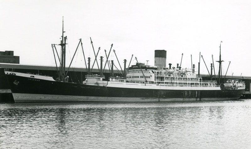 MV Helenus - Blue Funnel Line