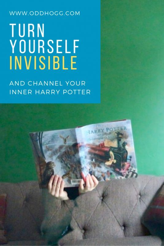 Wow Stuff Harry Potter Invisibility Cloak Review   Harry ...