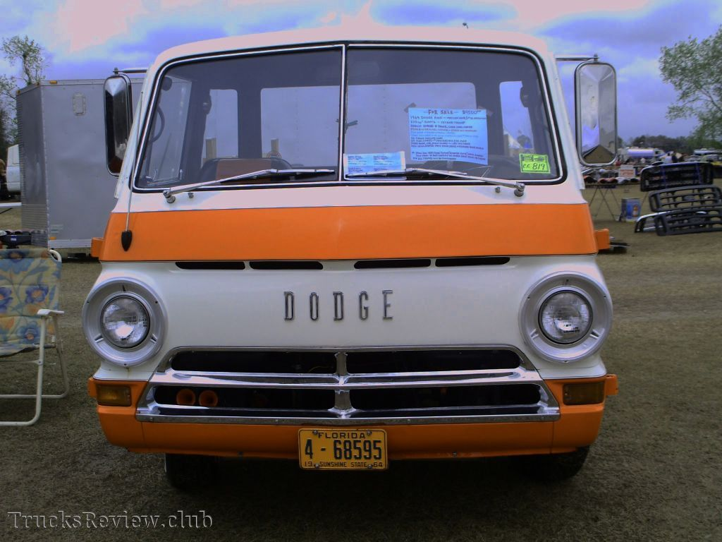 dodge a100 pickup for sale craigslist | Dodge A100 Van Truck