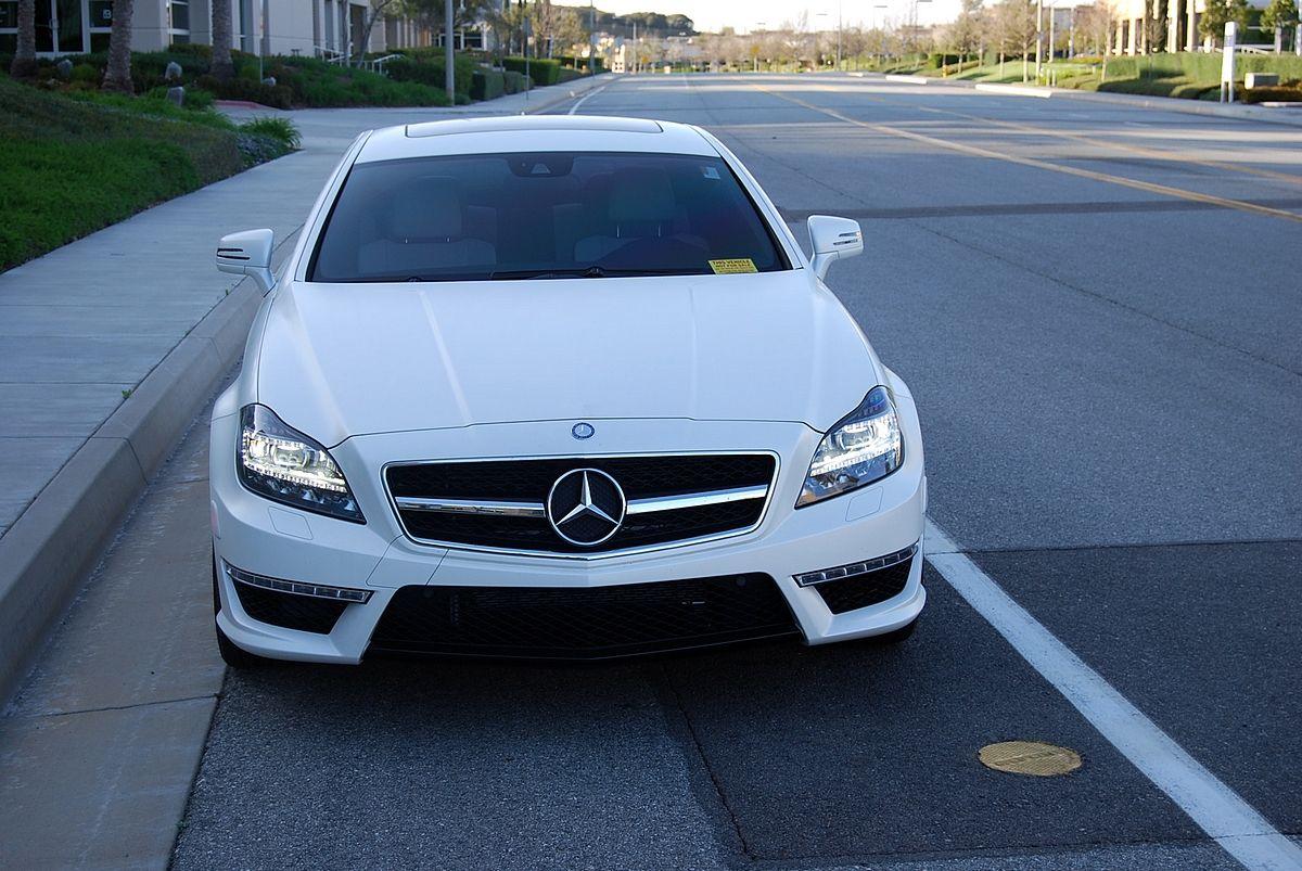 Vorsteiner Mercedes Benz Cls 63 C218 Vorsteiner Pinterest