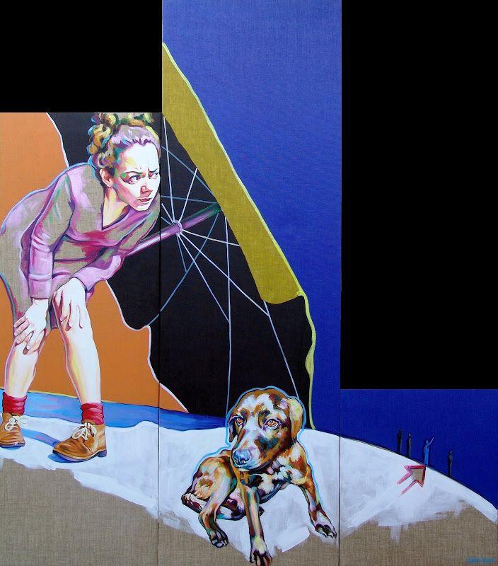 Cristina Troufa - Pintura -Artodyssey -  1993 / 1998 - University of Fine Arts of Porto Degree in Plastic Arts - Painting  Born in Oporto - Portugal, February 6th,1974