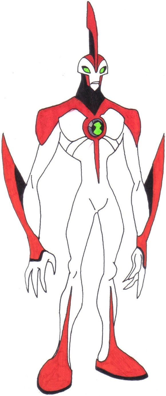Ben10: WayBig by ~drater7890 on deviantART | Way Big | Pinterest ...