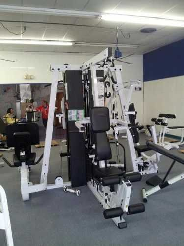 Body Solid Multi Gym For Sale On Retred Com Free Fitness Equipment Marketplace Home Gym Multi Gym Gym