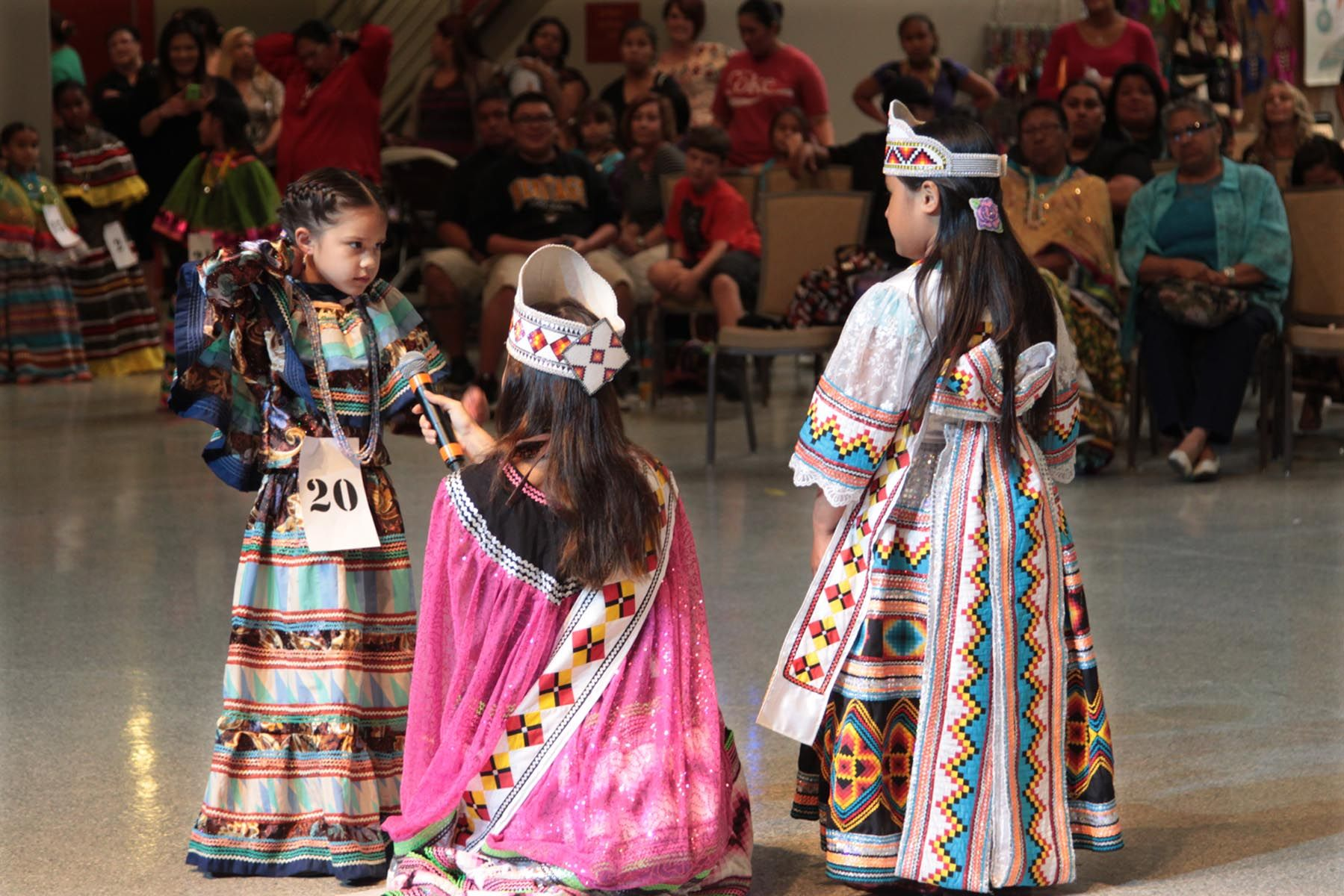 Little leaders born at Tribal Fair pageant | The Seminole Tribune
