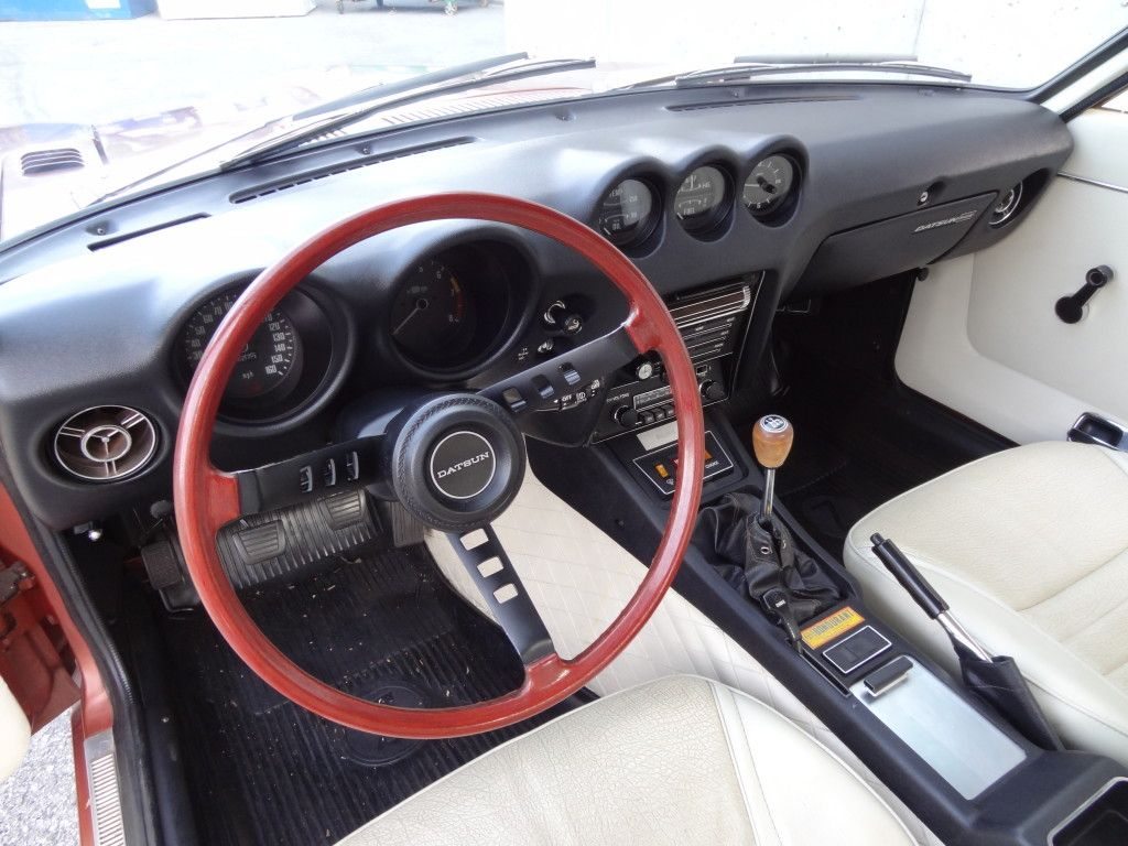 1972 datsun 240z interior automotive interiors pinterest datsun 240z interiors and cars. Black Bedroom Furniture Sets. Home Design Ideas