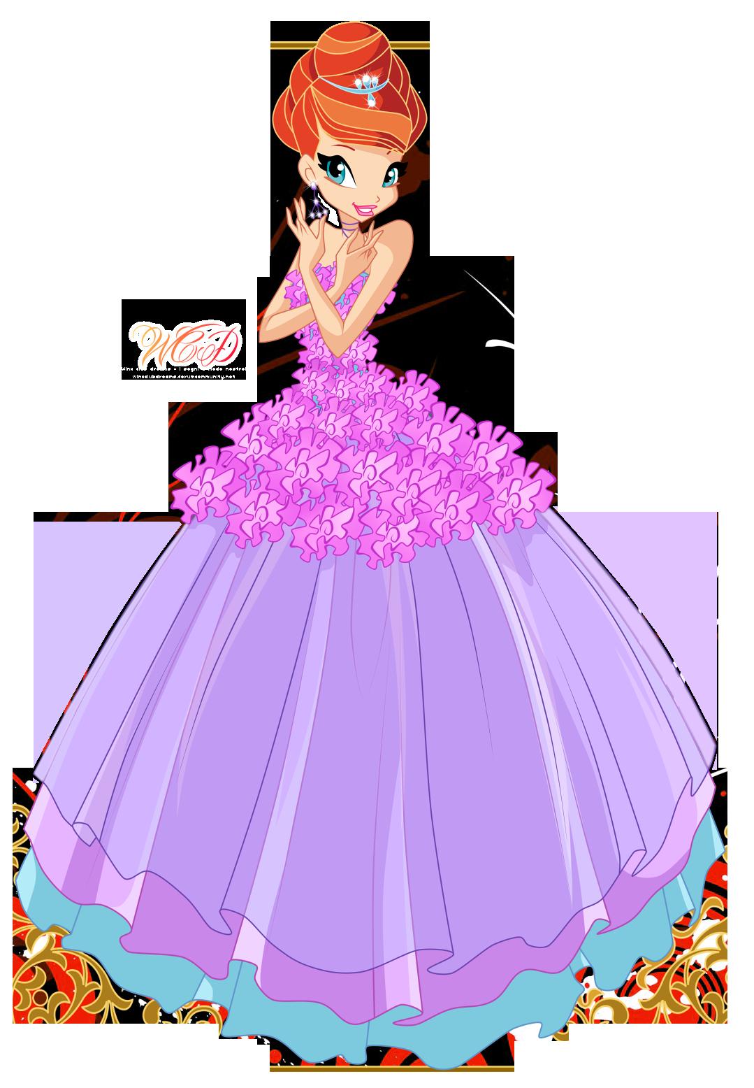Winx flower princess bloom winx club bloom pinterest winx club - Princesse winx ...