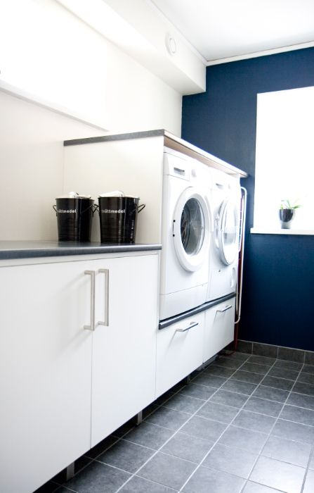 Laundry Room, Laundry Space, Laundry Decor, Laundry Design Ideas ...