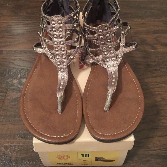 56786c4f93e8 New with box gladiator sandals. Size 10. Perfect condition. Size 10. They