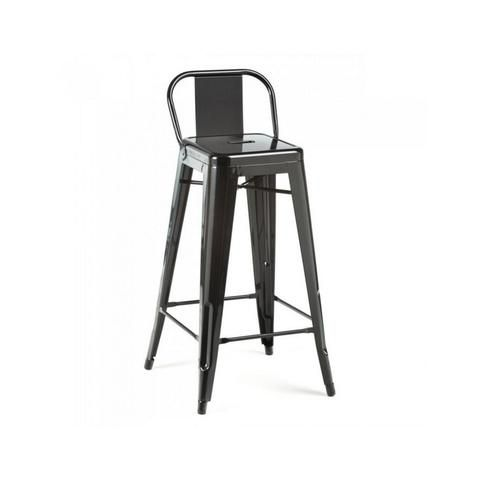 Best Of tolix Counter Stool with Back