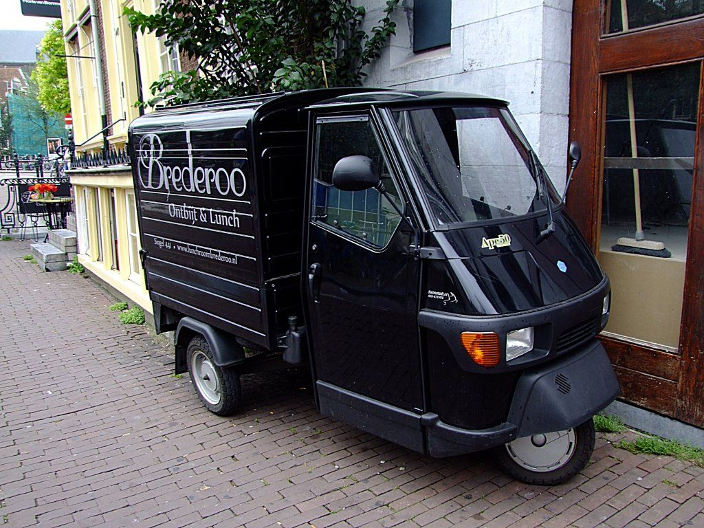 piaggio ape 50 roller scooter vespa ape piaggio. Black Bedroom Furniture Sets. Home Design Ideas