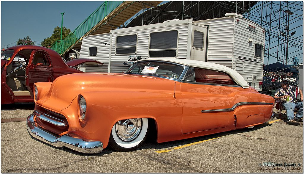 1951 Oldsmobile Lead Sled Lead Sled Oldsmobile Custom Cars