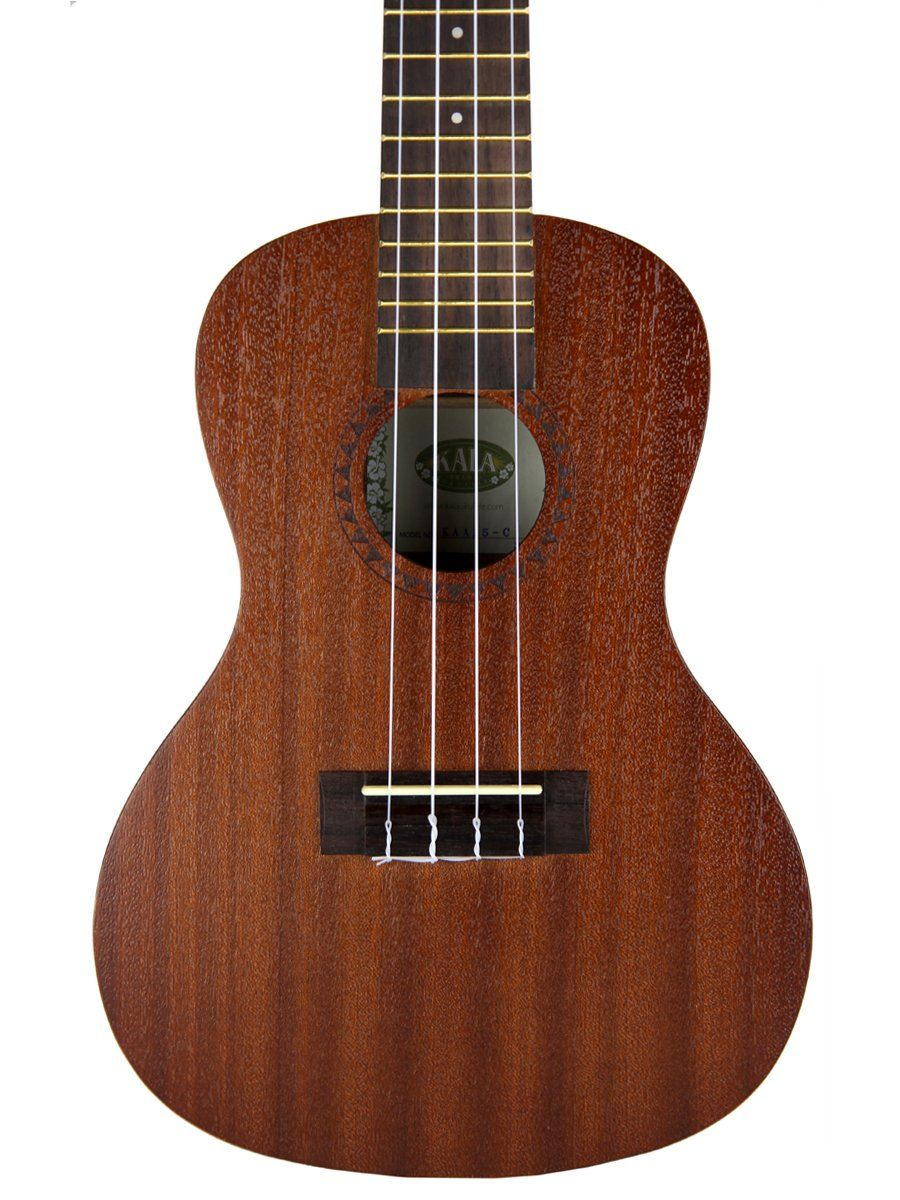 Amazon.com: Kala KAA-15B Limited Edition Satin Mahogany Baritone Ukulele: Musical Instruments