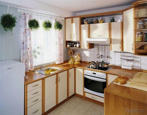 Дизайн кухни 6 кв.м фото. Лучшие варианты | Дизайн ...